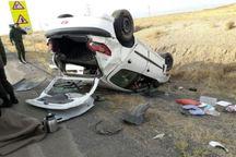 حوادث رانندگی در نائین یک کشته و 10 مصدوم داشت