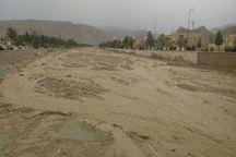 سیل، مردم استان یزد را به حاشیه رودخانه تفت کشاند