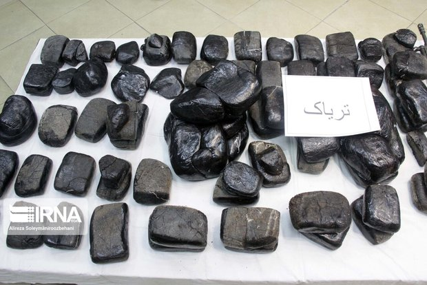 افزون بر ۸۰ کیلوگرم تریاک در جاده ارتباطی یاسوج به شیراز کشف شد