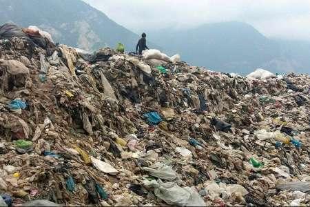 توقف طرح سد هراز زیرسایه زباله شهر آمل