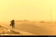 سرعت وزش طوفان به 110 کیلومتر بر ساعت رسید غلظت ذرات معلق در هوای زابل ۳۰ برابر حد مجاز رسید