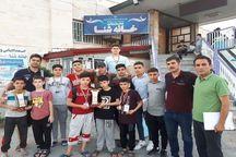 درخشش شناگران مهابادی در مسابقات قهرمانی آذربایجانغربی