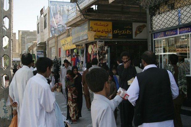 سنت های عید فطر در سیستان و بلوچستان