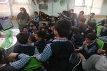 دانش آموزان البرز بازی ایران و ژاپن  را به نظاره نشستند