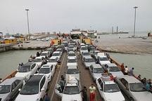 80 درصد جا به جایی مسافران دریایی از بندرهای پل ولافت انجام می شود