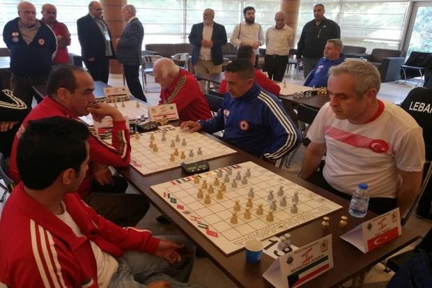 مقام چهارم مسابقات جهانی «دامه» به تیم منتخب ایران رسید