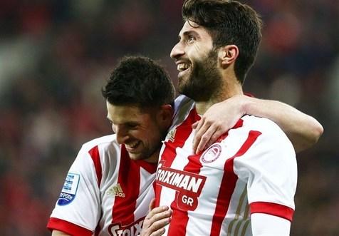 انصاری فرد: می خواهم بهترین گلزن سوپر لیگ یونان شوم