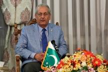 رئیس مجلس سنای پاکستان: اگر آمریکا قدمی کج در پاکستان بردارد باید به فکر جمع کردن جنازه سربازانش باشد