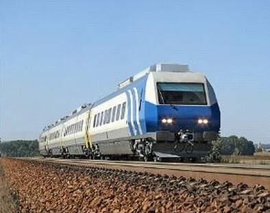 راه اندازی آزمایشی قطار اتوبوسی سلماس - تبریز