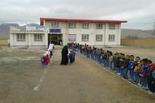 افتتاح مدرسه درروستای حق الخواجه میامی با6میلیارد ریال هزینه