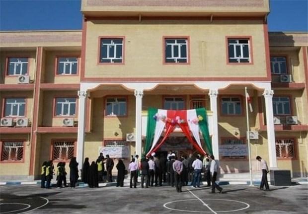 بهره برداری از 40 طرح نوسازی مدارس مازندران همزمان با دهه فجر