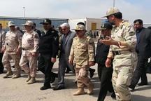 افتخار نیروی انتظامی خدمت به مردم و ایجاد امنیت در کشور است