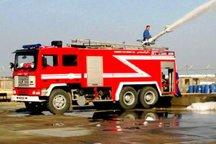 161 آتشنشان برای چهارشنبه سوری در آماده باش هستند