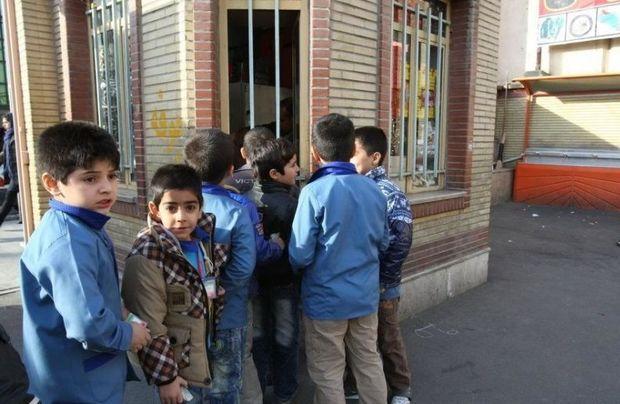 بوفه های مدارس شیراز زیر ذره بین پایش های بهداشتی است