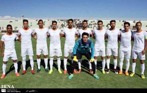 تیم فوتبال فولاد یزد با نام ترمه دستجردی در مسابقات حاضر می شود