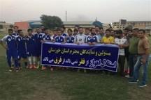 درخواست هواداران استقلال اهواز از مسئولان شعار هواداران فولاد علیه مدیرعامل باشگاه