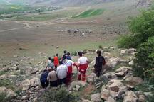 جسد فرد مفقود شده در کوه های لردگان پیدا شد