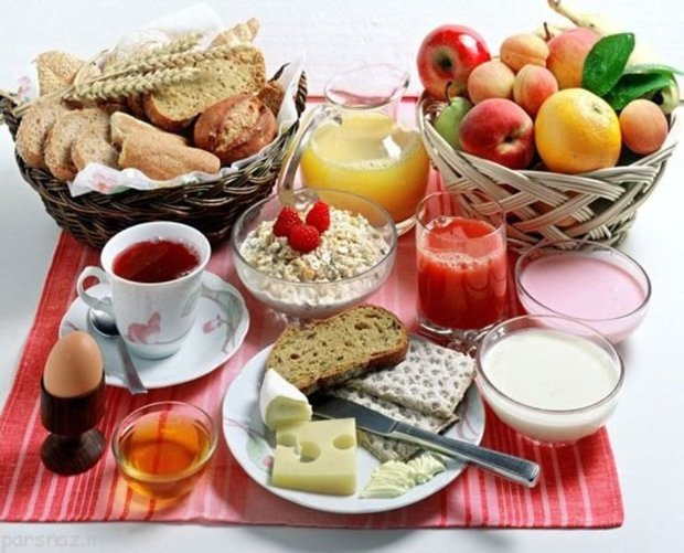 الگوی غذایی مناسب در پیشگیری بیماری های مزمن موثر است