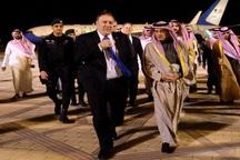 گفتوگوی وزیر خارجه آمریکا با وزیر خارجه کویت و عادل الجبیر درباره ایران