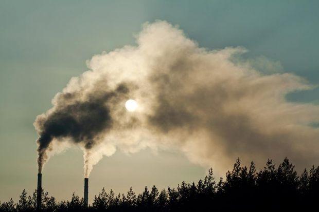 هوای همدان آلوده میشود
