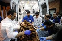 اورژانس در هوای آلوده تهران به یکهزار نفر خدمات ارائه کرد