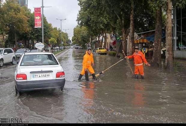 برنامه مهار سیلاب های بجنورد تدوین شد