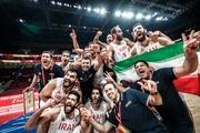 یک درام ورزشی در چین/ صعود رویایی تیم ملی بسکتبال ایران به المپیک 2020 توکیو +عکس