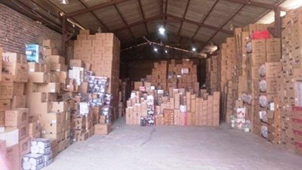6 میلیارد ریال کالای احتکار شده در کرمانشاه کشف شد