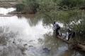 جسد جوان 27 ساله در زرینه رود میاندوآب کشف شد