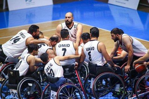 شکست تیم ملی مردان بسکتبال با ویلچر مقابل استرالیا