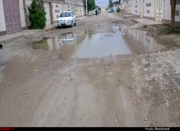 لزوم توجه شهرداری به مشکلات منطقه کارگر نشین کوی امیر در اندیمشک+ تصاویر