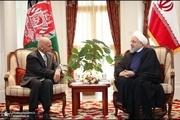 روحانی: تهران تمام تلاش خود را برای تقویت ثبات و توسعه افغانستان بکار خواهد گرفت