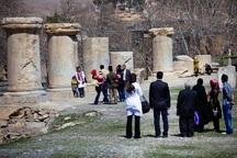 نخستین مستند نگاری جامع معبد آناهیتا تهیه شد