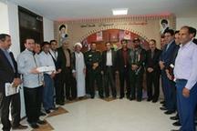 گرامیداشت سالروز آزادسازی خرمشهر توسط راهداری لرستان  رونمایی از یادمان شهدا
