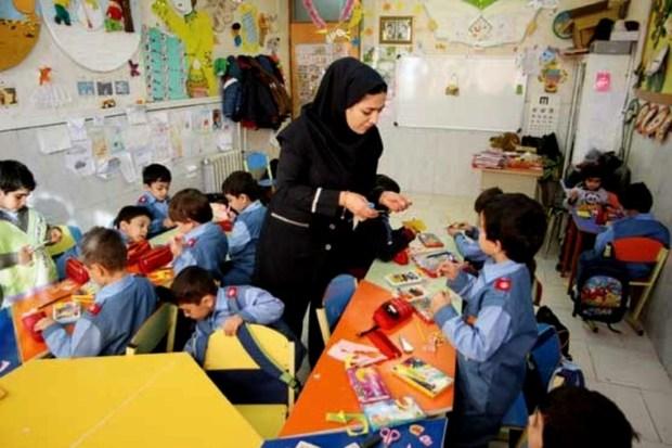 خوزستان رتبه نخست توسعه کمی وکیفی دوره پیش دبستانی راکسب کرد