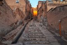 گام نخست مرمت اثر تاریخی پله بچیلون دزفول انجام شد
