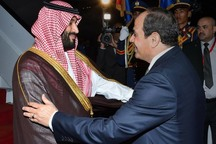 عکسی از بن سلمان در مصر که خشم سعودی ها را برانگیخت