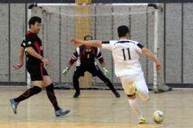 تیم فوتسال شهرداری رشت لیگ کشور را با پیروزی آغاز کرد