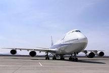 هواپیمای ماهان در فرودگاه زاهدان زمین گیر شد