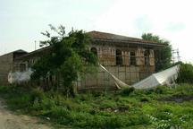 عمارت تاریخی عضدی سیاهکل در انتظار تبدیل به موزه