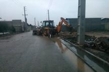 سیل، خسارتی به شهرک صنعتی شیراز وارد نکرد