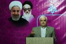نشست خبری ستاد روحانی دریزد   دارالعباده روز شنبه میزبان حسن روحانی