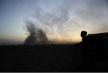 موافقت برخی گروه های مسلح با ترک غوطه شرقی/حلقه محاصره افراد مسلح تنگ تر شد/ درگیری شدید نیروهای مردمی با گروه های همپیمان ترکیه در حومه عفرین