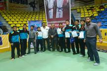 ورزشکاران چهارمحال و بختیاری قهرمان جوجیتسو ایران شدند