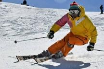 مرحله سوم لیگ اسکی آلپاین کشور در پیست دیزین آغاز شد