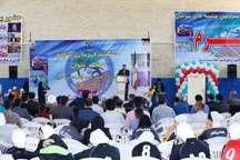 مسابقات شمال غرب کبدی دختران کشور در قزوین آغاز شد