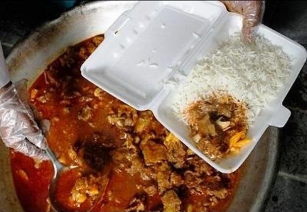 هیات های مذهبی از ظروف یکبار مصرف تجدیدپذیراستفاده کنند