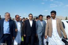 وزیر بهداشت چهار پروژه بهداشتی درمانی نیکشهر را افتتاح کرد