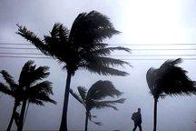 پیش بینی بارش پراکنده و افزایش باد در برخی از مناطق هرمزگان