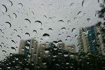 باران پاییزی در همه خراسان رضوی بارید